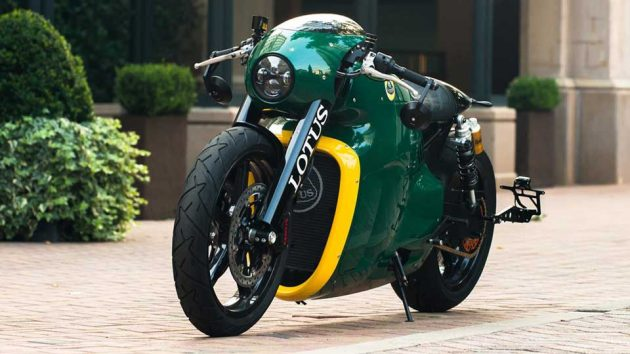 2014 Lotus C-01 Motorcycle at Mecum Auctions