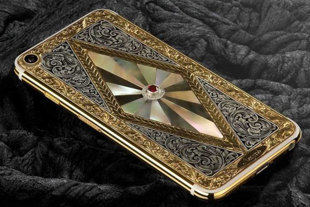 Customized Luxury Apple iPhone 7 by Legend