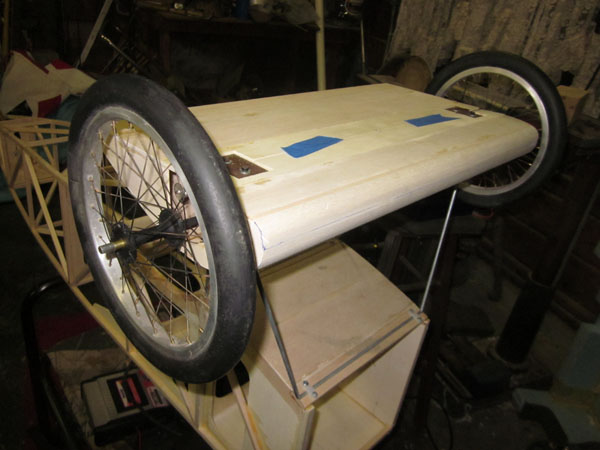 How To: Fokker Triplane Sub Wing