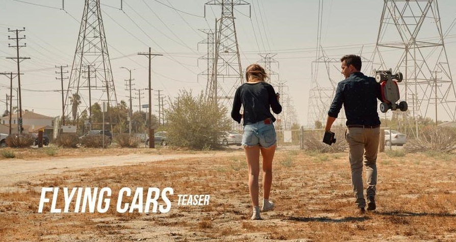 Team Associated Cars Featured In Flying Cars Film (1)