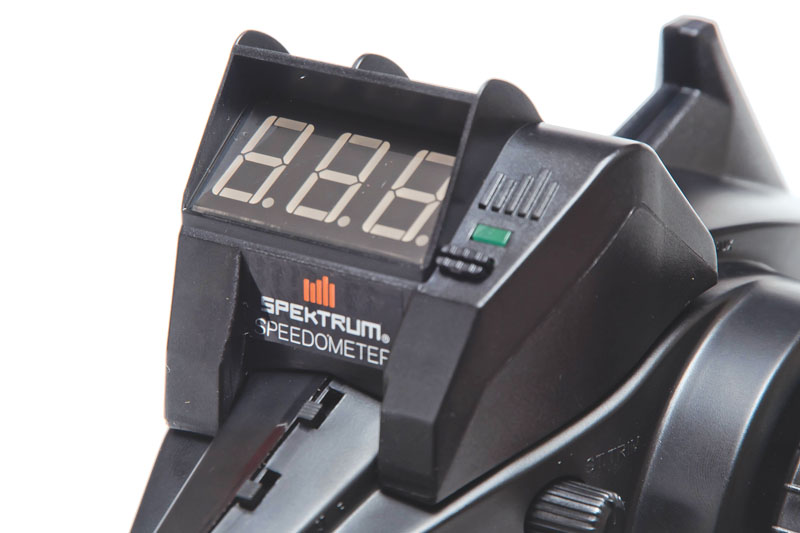 RC Review: Losi/Horizon Hobby Tenacity SCT - LED speedometer