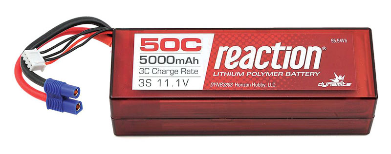 RC Review: Losi/Horizon Hobby Tenacity SCT - LiPo battery