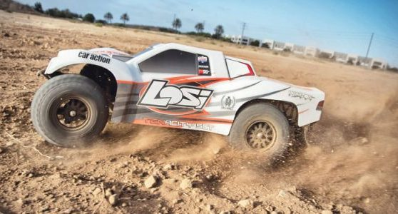 RC Review: Losi Tenacity SCT