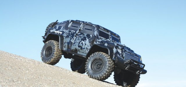 RC Review: Traxxas TRX-4 Tactical